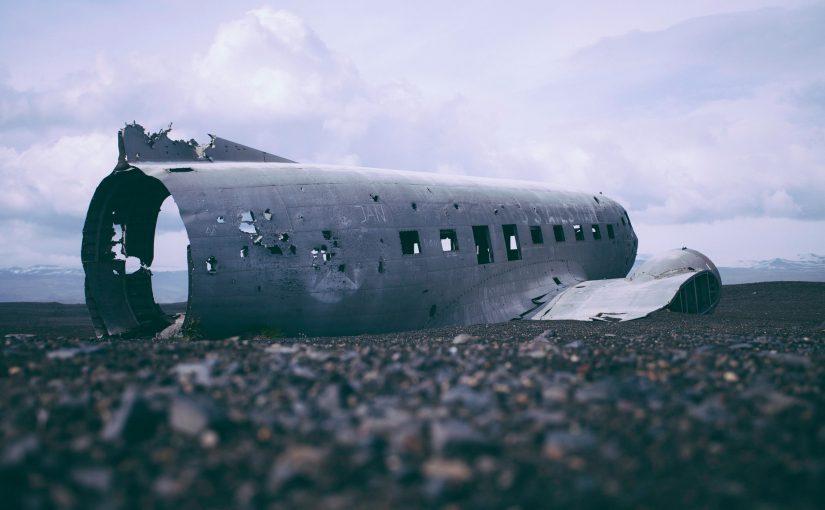 fuselaje de un avion