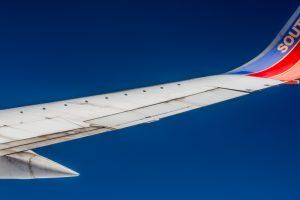 aleron de los aviones