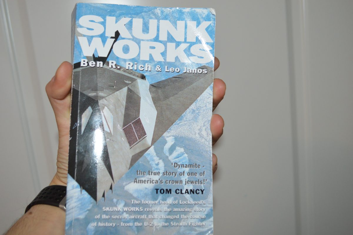 Review del libro Skunk Works